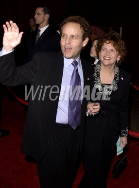 Peter MacNicol i Marsue Cumming