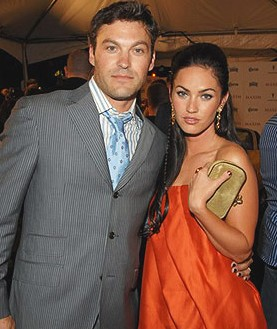 Brian Austin Green i Megan Fox