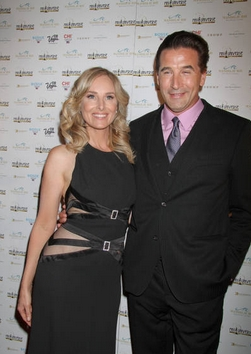William Baldwin i Chynna Phillips