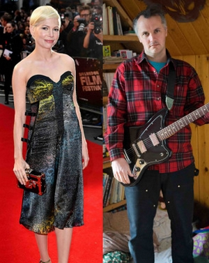 Michelle Williams i Phil Elverum wzięli ślub?